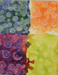 image of an abstract watercolor painting