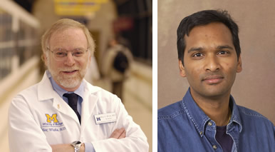 U-M researchers part of cancer dream team