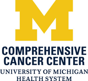 University of Michigan Comprehensive Cancer Center logo