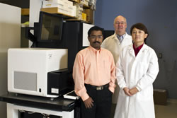 U-M researchers find genetic rearrangements driving 5 to 7 percent of breast cancers