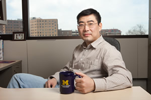 HHMI award lets U-M biochemist explore big ideas