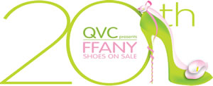 graphic of the 20th anniversary of FFANY Shoes on Sale