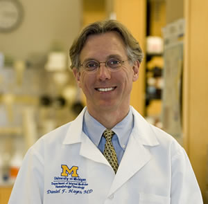 image of Daniel F. Hayes, MD