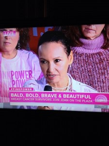 image of Lisa Newman on the Today Show