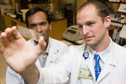 Scott Tomlins, M.D., Ph.D. and Arul Chinnaiyan, M.D., Ph.D.