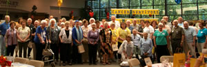 2012 Survivors Day attendees - group shot