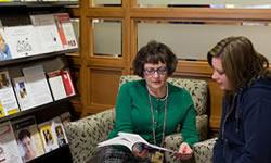 Ann Marie Scholten and Lori Boylan