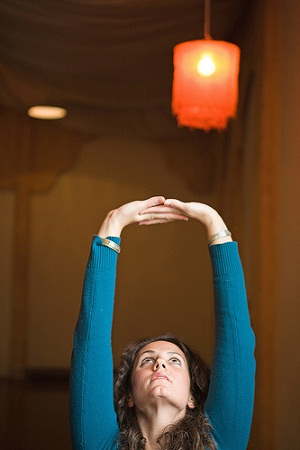 image of a yoga pose