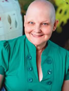 Keeping Up Appearances When cancer changes your looks, the makeover starts inside